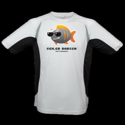 Motiv: Laufshirt Running T - Geiler Dorsch