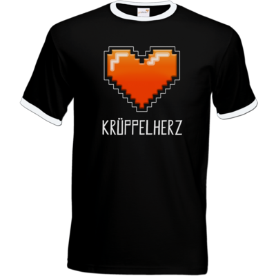 Motiv: T-Shirt Ringer - BroGamerView