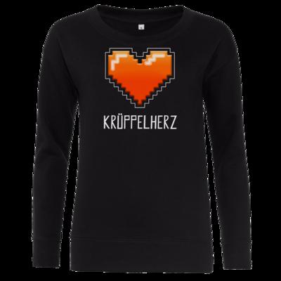 Motiv: Girlie Crew Sweatshirt - BroGamerView