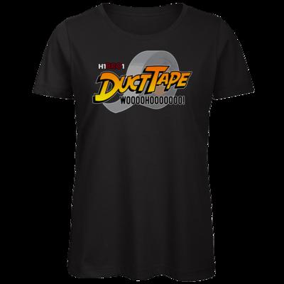 Motiv: Organic Lady T-Shirt - DuctTape