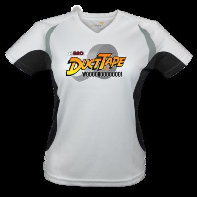 Motiv: Laufshirt Lady Running T - DuctTape