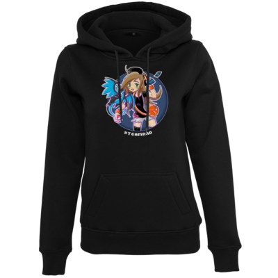 Motiv: Womens Heavy Hoody - BroGamerView - TeamNad