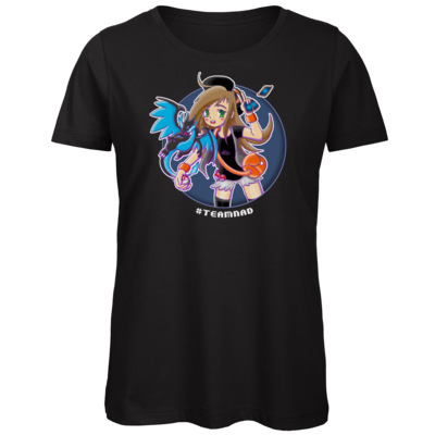 Motiv: Organic Lady T-Shirt - BroGamerView - TeamNad