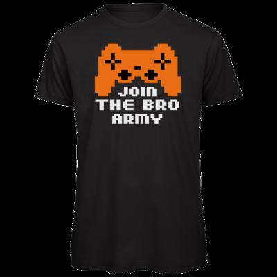 Motiv: Organic T-Shirt - Join the Bro Army