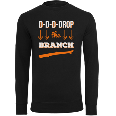 Motiv: Light Crew Sweatshirt - Drop the Branch