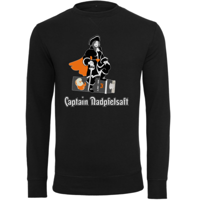 Motiv: Light Crew Sweatshirt - Captain Nadpfelsaft