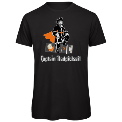 Motiv: Organic T-Shirt - Captain Nadpfelsaft