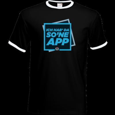 Motiv: T-Shirt Ringer -