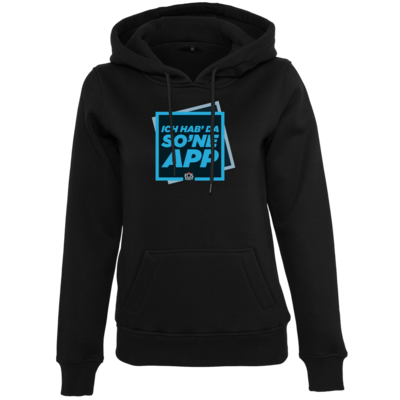 Motiv: Womens Heavy Hoody -