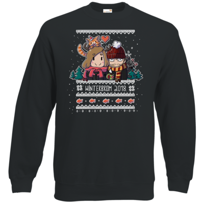Motiv: Sweatshirt Classic - Winterbrom 2018