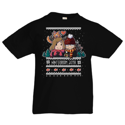 Motiv: Kids T-Shirt Premium FAIR WEAR - Winterbrom 2018