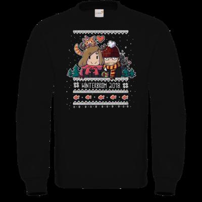 Motiv: Sweatshirt FAIR WEAR - Winterbrom 2018