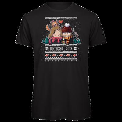 Motiv: Organic T-Shirt - Winterbrom 2018