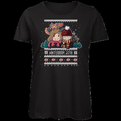 Motiv: Organic Lady T-Shirt - Winterbrom 2018