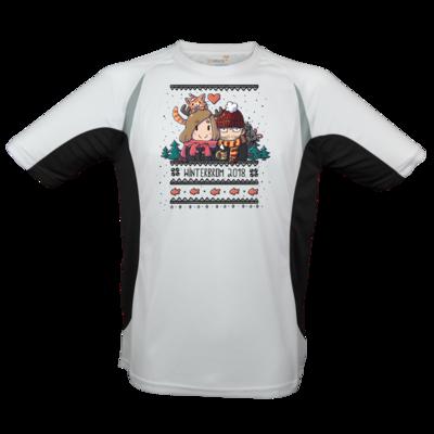 Motiv: Laufshirt Running T - Winterbrom 2018
