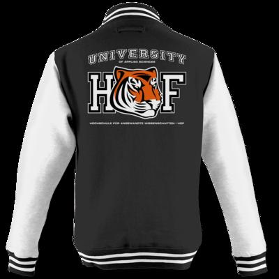 Motiv: College Jacke - CampusStore - Tiger