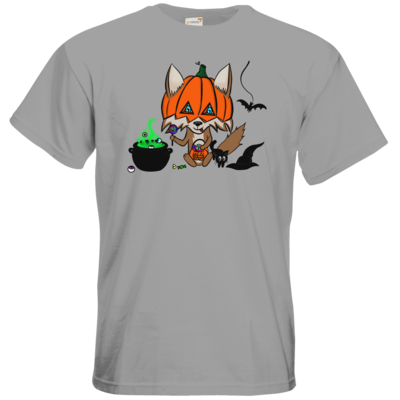 Motiv: T-Shirt Premium FAIR WEAR - halloweenwosel
