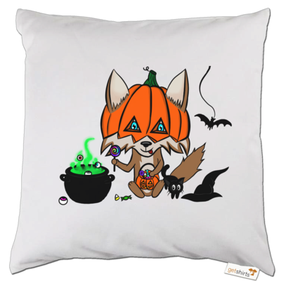 Motiv: Kissen - halloweenwosel