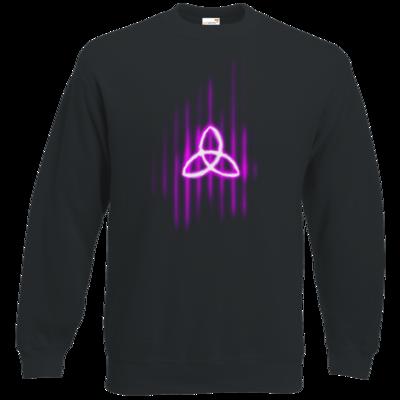 Motiv: Sweatshirt Classic - Triquetra