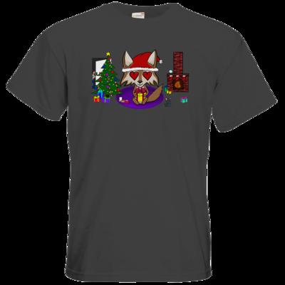 Motiv: T-Shirt Premium FAIR WEAR - weihnachtsmann