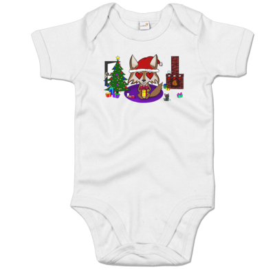 Motiv: Baby Body Organic - weihnachtsmann
