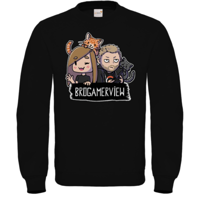 Motiv: Sweatshirt FAIR WEAR - BroGamerView Avatare