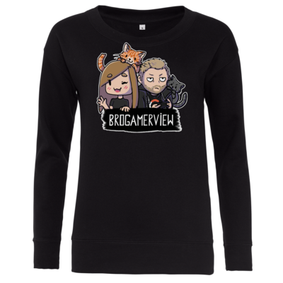 Motiv: Girlie Crew Sweatshirt - BroGamerView Avatare