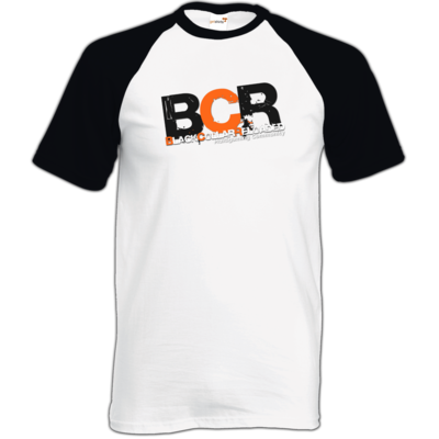 Motiv: TShirt Baseball - BCR