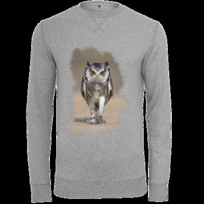Motiv: Light Crew Sweatshirt - und weg ...