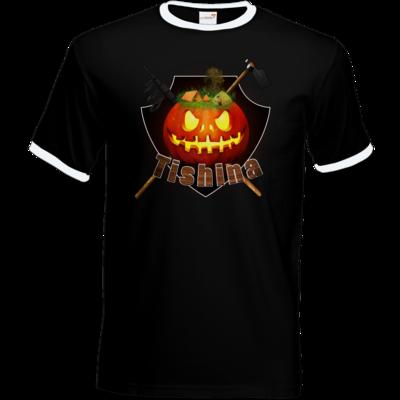 Motiv: T-Shirt Ringer - Tishina