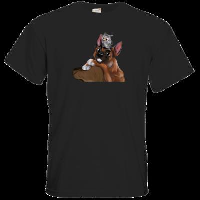 Motiv: T-Shirt Premium FAIR WEAR - friends