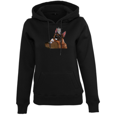 Motiv: Womens Heavy Hoody - friends