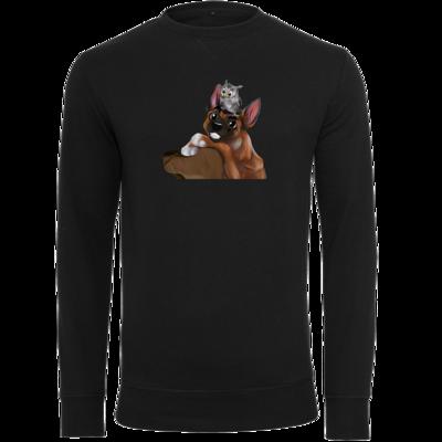 Motiv: Light Crew Sweatshirt - friends