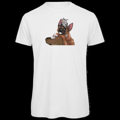 Motiv: Organic T-Shirt - friends