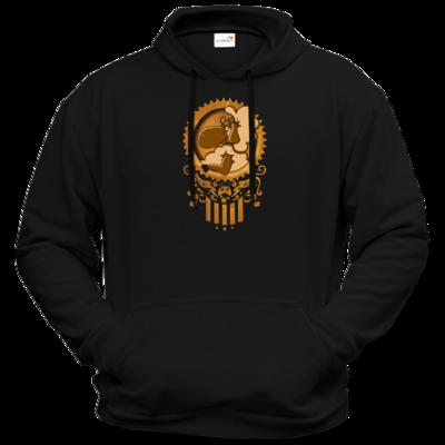 Motiv: Hoodie Premium FAIR WEAR - diePhantas Logo