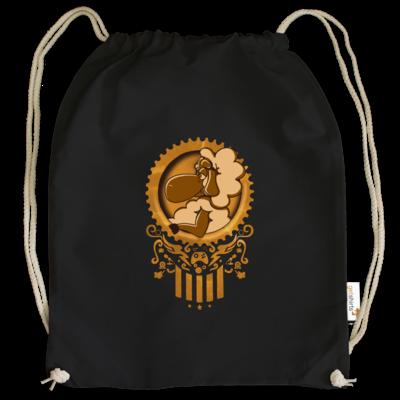 Motiv: Cotton Gymsac - diePhantas Logo