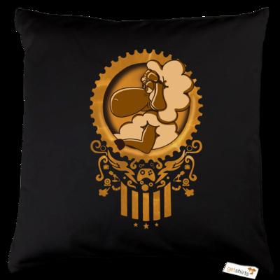 Motiv: Kissen Baumwolle - diePhantas Logo