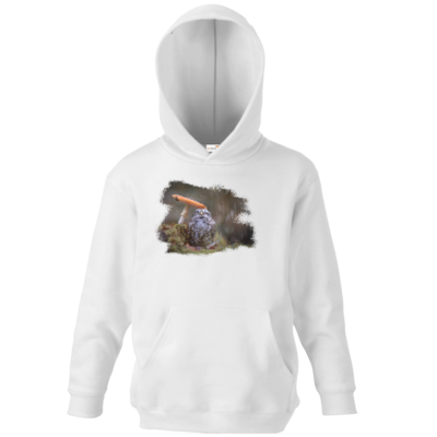 Motiv: Kids Hooded Sweat - Poldi Pilz