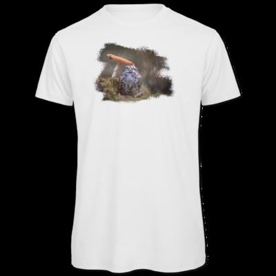 Motiv: Organic T-Shirt - Poldi Pilz