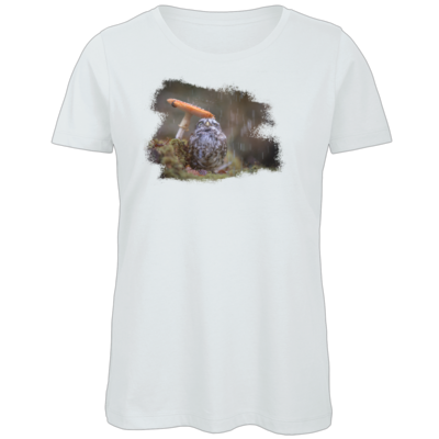 Motiv: Organic Lady T-Shirt - Poldi Pilz