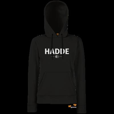 Motiv: Hoodie Damen Classic - Hadde