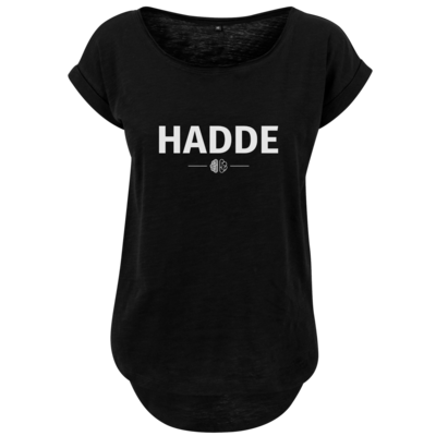 Motiv: Ladies Long Slub Tee - Hadde