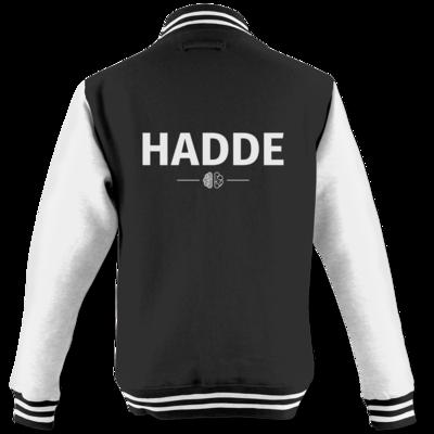 Motiv: College Jacke - Hadde