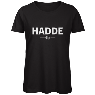 Motiv: Organic Lady T-Shirt - Hadde