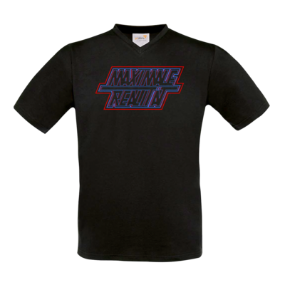 Motiv: T-Shirt V-Neck FAIR WEAR - Black Series - Maximale Realität