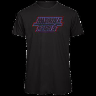 Motiv: Organic T-Shirt - Black Series - Maximale Realität