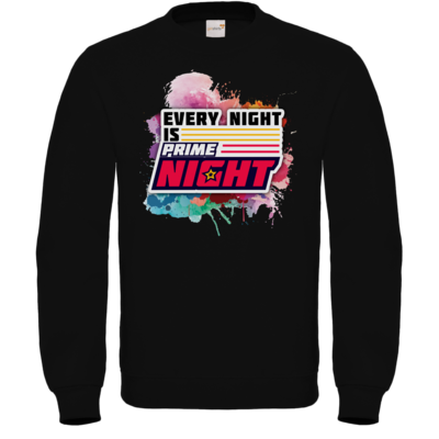 Motiv: Sweatshirt FAIR WEAR - Schriftzug-Splash