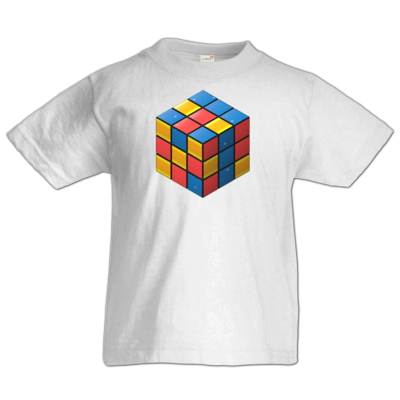 Motiv: Kids T-Shirt Premium FAIR WEAR - RBTV 2018 - Cube