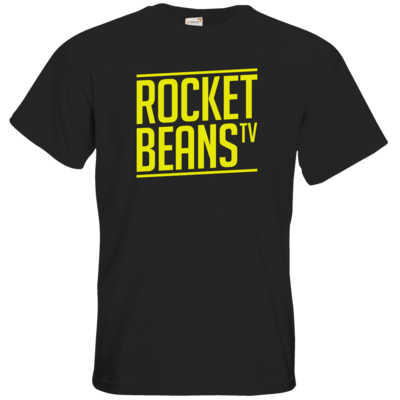 Motiv: T-Shirt Premium FAIR WEAR - RBTV 2018 - Rocket Beans TV