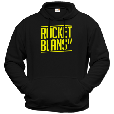 Motiv: Hoodie Premium FAIR WEAR - RBTV 2018 - Rocket Beans TV